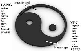 well known powerful yin yang symbol dates back to ancient china