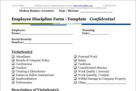 employee write up form download free u0026 premium templates forms