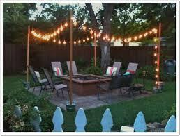 Backyard Lighting Pinterest 117 Best Outdoor Lighting Ideas Images On Pinterest Outdoor
