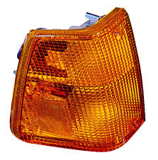 turn signal light assembly wiaes wca aero wia sleeper turn signal light assembly yellow lens