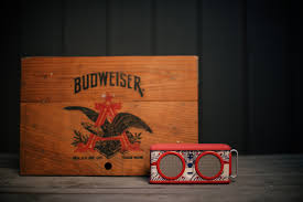 skullcandy home theater skull candy u0026 budweiser team up to raid the air the source
