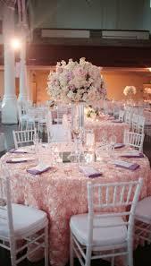 pink rosette table runner blush table runners for weddings table runners