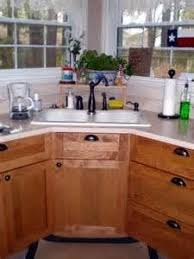Corner Kitchen Sinks Granite Corner Kitchen Sink KItchen - Corner kitchen sink cabinet