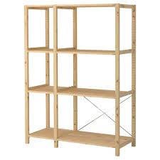 How To Make Wooden Shelving Units by Shelving Units Shelving Systems Ikea