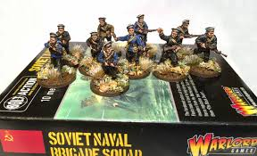 bolt action review u0026 painting guide soviet naval brigade from