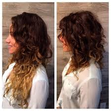 why is my hair curly in front and straight in back best 25 curly angled bobs ideas on pinterest curly hair bob