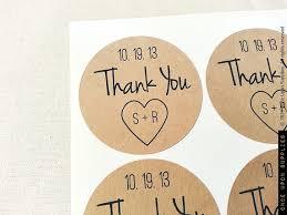 labels for wedding favors 160 custom initials wedding jar favor labels thank you