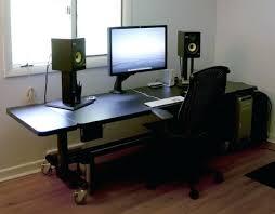 Pc Desk Setup Pc Desks For Home Best Desk Setup Catchy Home Decorating Ideas