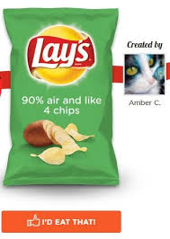 Lays Chips Meme - meme watch lay s do us a flavor crowdsourcing hilariously