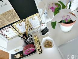 gold desk accessories target gold office accessories olympico