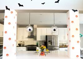 Spooky Eyes Halloween Lights A Kailo Chic Life Decorate It Adding Googly Eyes To Lights
