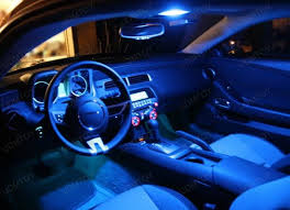 Interior Car Led 2011 Chevy Camaro Equipped With Led Interior Dome Lights Ijdmtoy