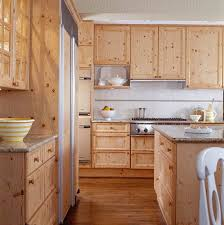 modern kitchen with unfinished pine cabinets durable pine elegant kitchens with warm wood cabinets traditional home