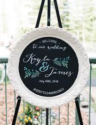 wedding chalkboard chalkboards co