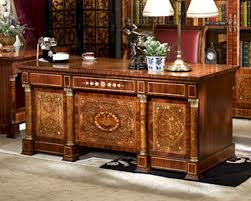 Office Executive Desk Furniture by Infinity Furniture Classical Executive Desk Orpheus Inop 570