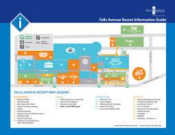 Niagara Falls Canada Map by Resort Map Falls Avenue Resort Careers