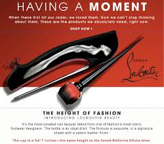 christian louboutin on pricing how a 50 nail polish will boost