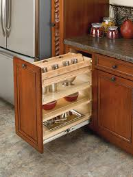 Kitchen Cabinet Door Spice Rack by Cabinet Spice Rack Bathroom Shelves Target Spice Container Pull