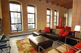 Brick Loft by Security Lofts Minneapolis Features Exposed Bricksecurity Lofts