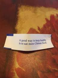 Eat Me Meme - fortune cookie is telling me to eat more chinese food meme xyz