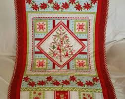 quilted wall hanging etsy