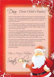 letter from santa the parcel workshop