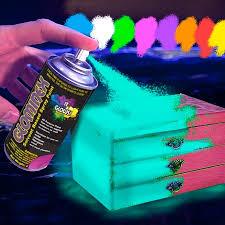 glow in the spray paint glow spray paint glow paint glow in the paint