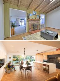 Before And After Living Rooms by Before And After The Beach Lab By Surfside Projects Contemporist