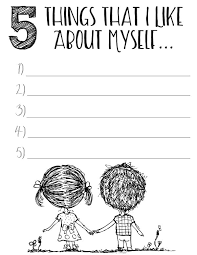 brilliant ideas of self esteem worksheets pdf for your example