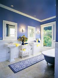 Blue And Green Bathroom Ideas Bathroom Design Ideas And More by More Space In Small Bathrooms Myhomeideascom Green And Blue