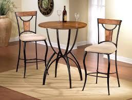 indoor bistro sets rochester dining room furniture indoor gl top