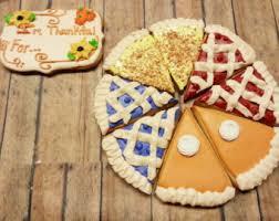pumpkin sugar cookies 12 ea thanksgiving sugar cookies fall