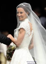 Pippa Wedding Pippa Middleton Was Radiant U0026 The Duchess Wore Mcqueen What Kate