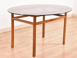 Used Glass Top Dining Table For Sale In Mumbai Nandor Solid Dining Table Buy And Sell Used Furniture And