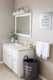 how to organize small bathroom cabinets 9 easy tips to organize the bathroom clean and scentsible