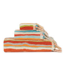 Croscill Bath Accessories by Bath U0026 Shower Fancy Three Pack Blue Croscill Towels With Floral