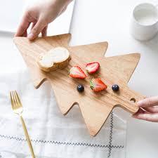 aliexpress buy 1pc tree wood plate creative bread