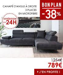 canapé bon plan maison et styles livraison 100 gratuite meuble déco literie