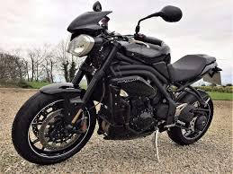 2015 triumph speed triple 94r 21st anniversary limited edition