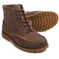 s ugg australia brown leather boots ugg fallbrook s lace up work casual leather boots uggs