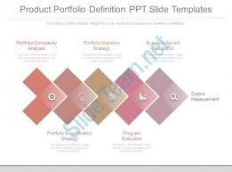 design template in powerpoint definition product portfolio definition ppt slide templates powerpoint slide