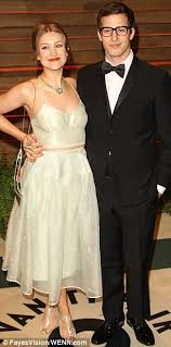 joanna newsom wedding dress garner and ben affleck lead couples partying after the