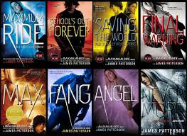 overall thoughts after reading the maximum ride series maximum