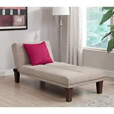 Contemporary Chaise Lounges Amazon Com Contemporary Chaise Lounge Seat Couch Sleeper Indoor