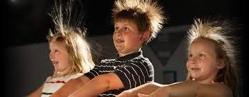 hair generator tommy bartlett exploratory van de graaff generator bridge of