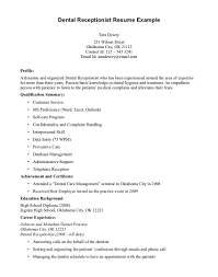 resume exle for receptionist marvellous ideas payroll clerk resume office cover letter sles