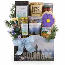 colorado gift baskets colorado gift basket