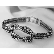 love knot bracelet images Woven loveknot bracelet replicas of ancient greek art jpg