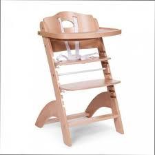 chaise bebe bois chaise haute chaise haute evolutive en bois pour bebe chaise