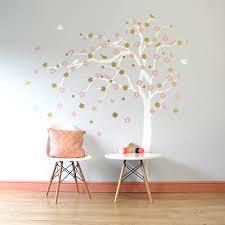 wall transfers fl blossom tree wall stickers by parkins interiors fl blossom tree wall stickers